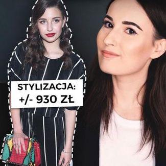 """""""Dress for less"""" odc. 22.: dziewczęca Julia Wieniawa i zoom na paski [WIDEO]"""