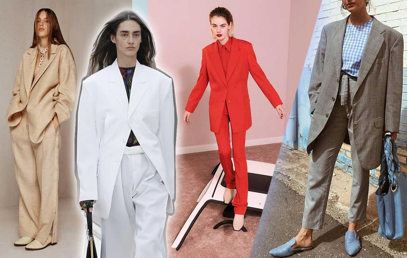 09140440ed7734 Trendy wiosna-lato 2017: garnitur! - Fashionpost