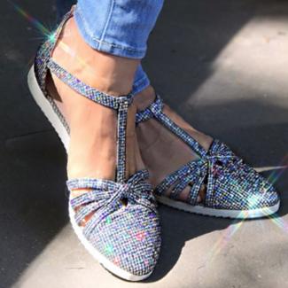 To dziwne: Sarah Jessica Parker nie wie, co to są sneakersy