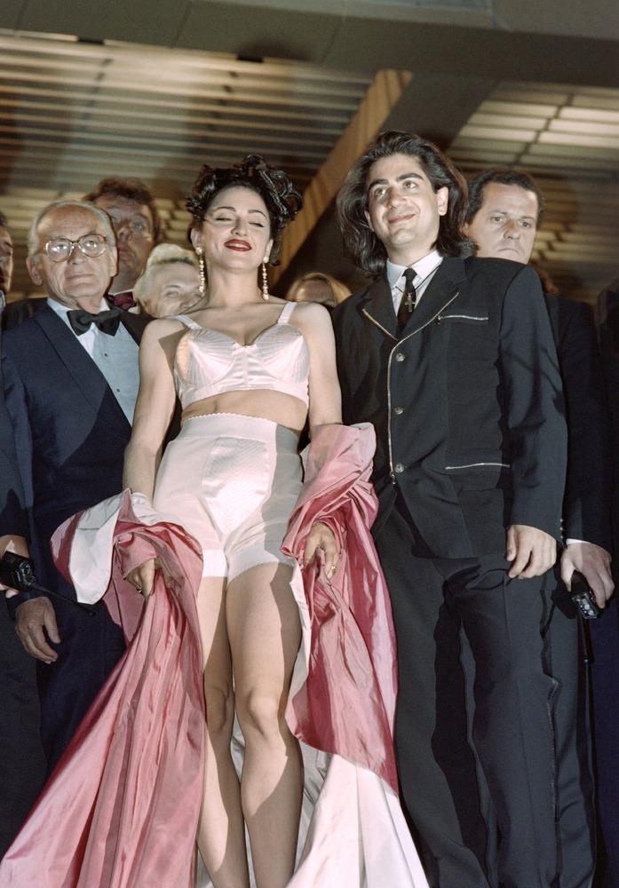 Najbardziej kontrowersyjne sukienki na festiwalu w Cannes