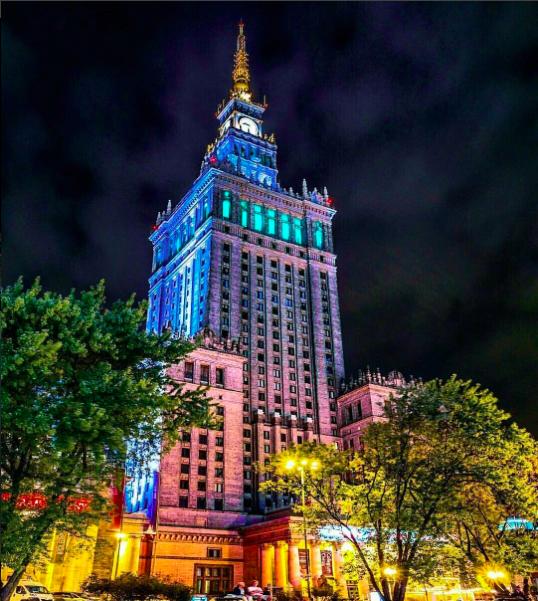 Oto najbardziej instagramowe miejsca w Warszawie