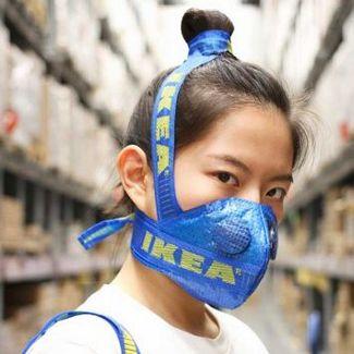 Stringi, bluzy, buty, czapki... z toreb IKEA można zrobić wszystko!