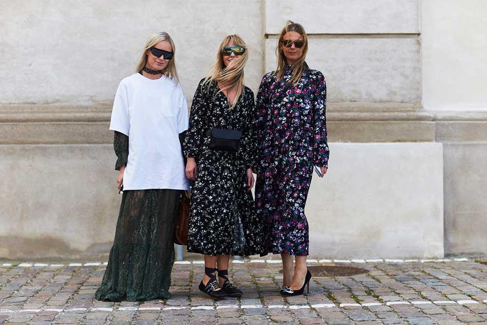 Lato 2017: sukienki maxi na upalne dni