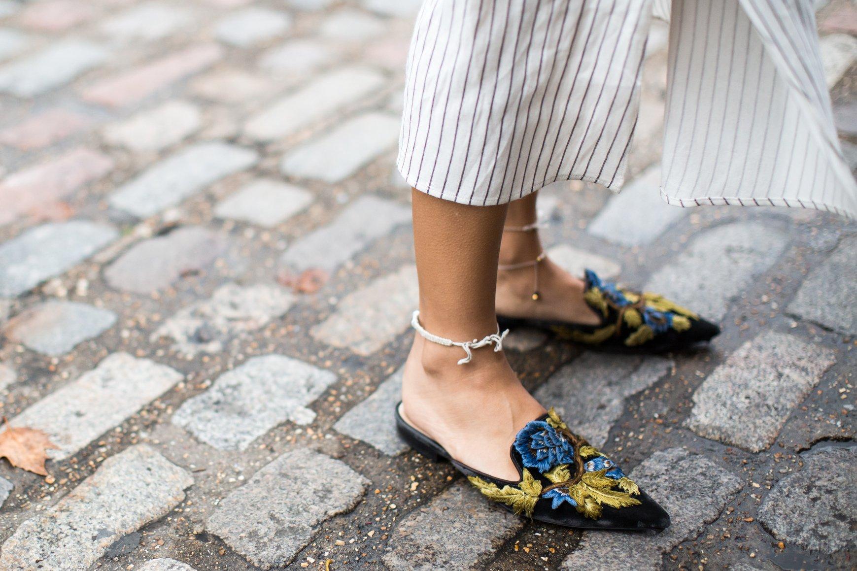 Lato 2017: najmodniejsze sandałki