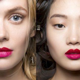 Lato 2017 Różowo Czerwone Usta To Super Modne I Bardzo łatwe Do
