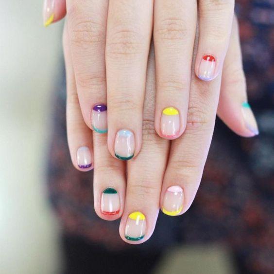 Lato 2017: najmodniejszy manicure z Pinteresta