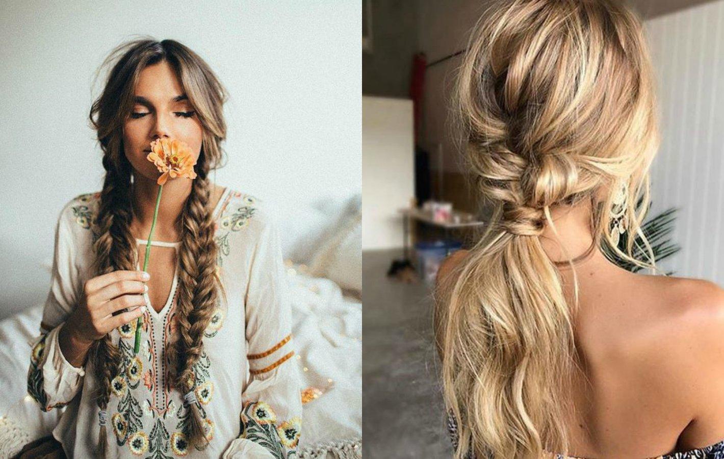 Lato 2017 Najpiękniejsze Fryzury Z Pinteresta Fashionpost