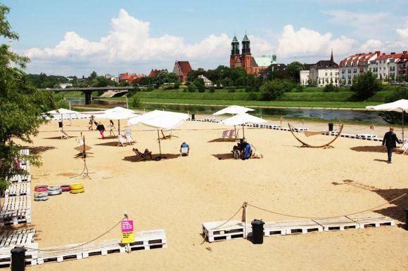 Lato 17: najpiękniejsze miejskie plaże w Polsce