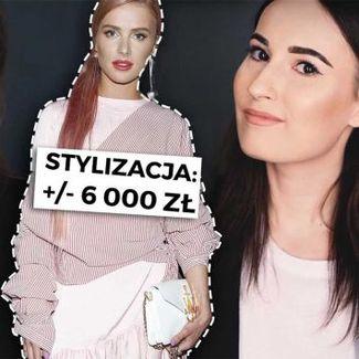 """""""Dress for less"""" odc. 28.: czerwono-różowa Maffashion za mniej niż 500 złotych! [WIDEO]"""
