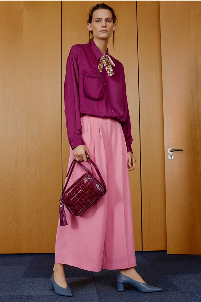 Biurowy dress code według Uterqüe