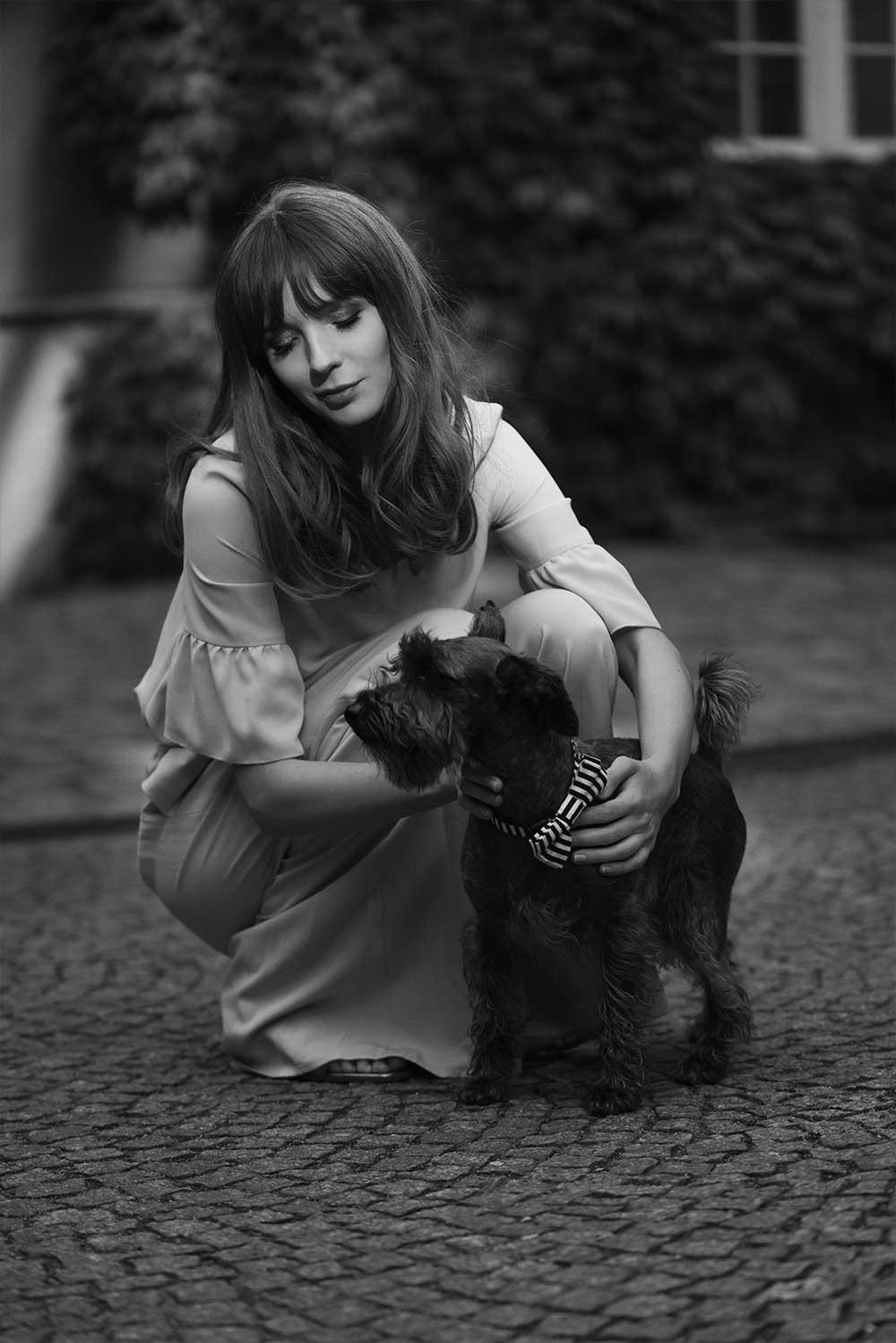 Wybierz psa z second-handu– niezwykła kampania KMX Fashion