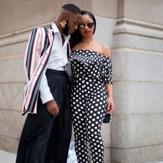 Street style: tydzień mody męskiej w Nowym Jorku wiosna-lato 2018