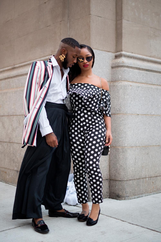 Street Style Tydzie Mody M Skiej W Nowym Jorku Wiosna Lato 2018 Fashion Post