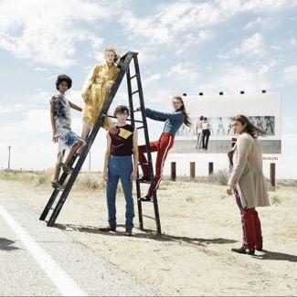 Amerykański sen Rafa Simonsa w kampanii Calvin Klein jesień-zima 2017
