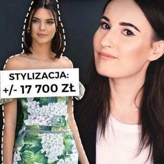 """""""Dress for less"""" odc. 33: letnia stylizacja Kendall Jenner za mniej niż 500 złotych"""