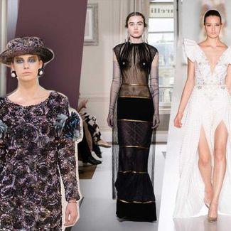 Polskie modelki na tygodniu mody haute couture jesień 2017