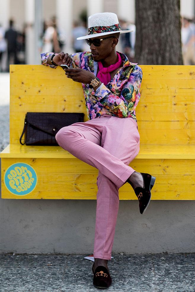 Street style: lato w męskim wydaniu