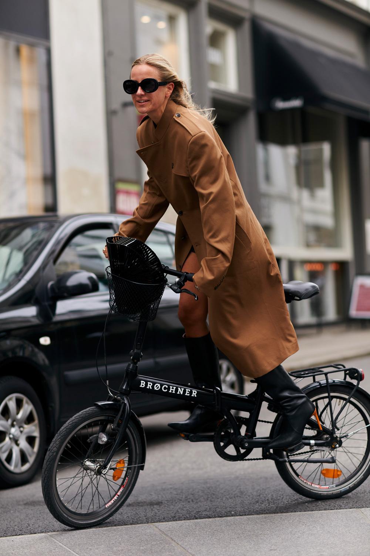 Street style: tydzień mody w Kopenhadze wiosna-lato 2018