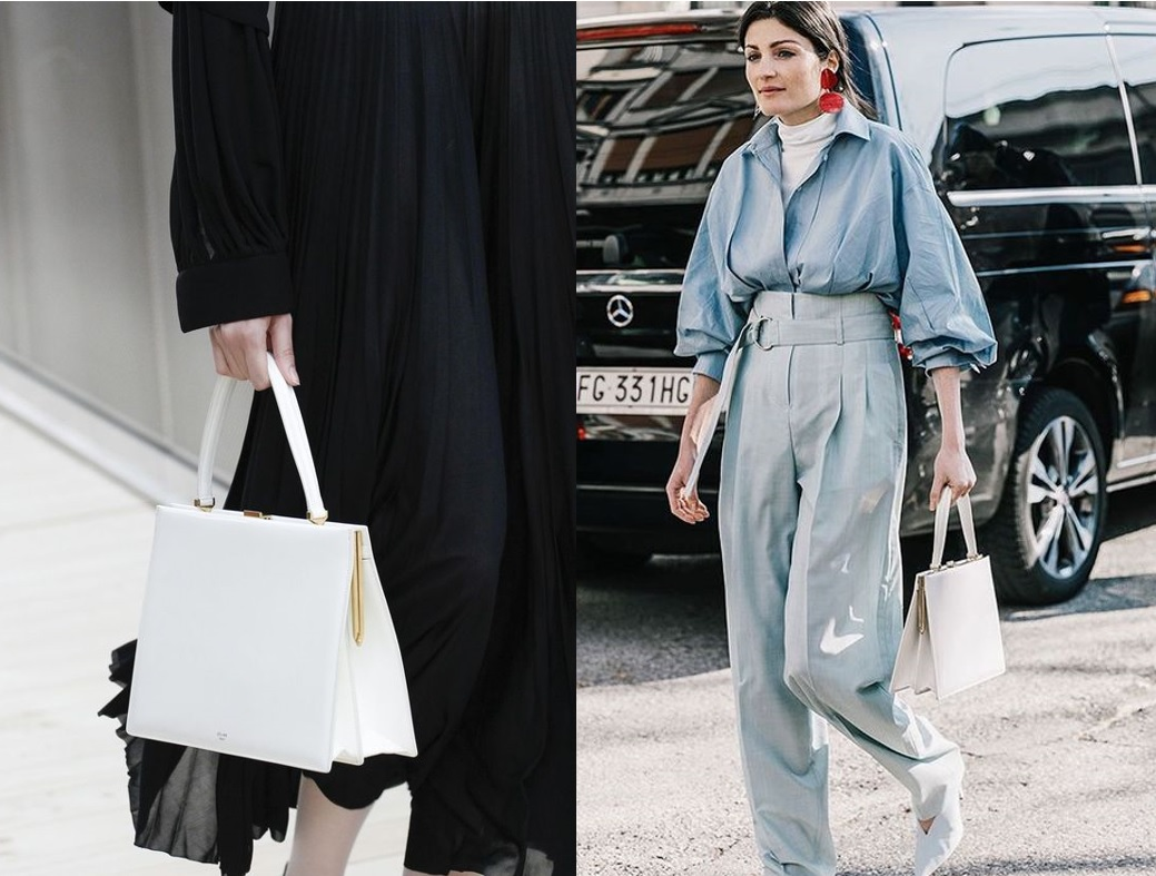 """Dior, Chanel czy Céline? Oto najpopularniejsze """"it bags"""" 2017 roku!"""