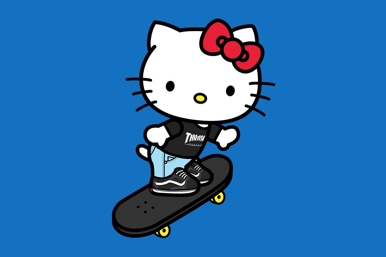 Supreme, Kappa, Champion… Hello Kitty to królowa streetwearu!