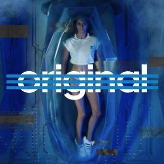Kendall Jenner jako współczesna Wenus w pierwszej kampanii dla adidas Originals