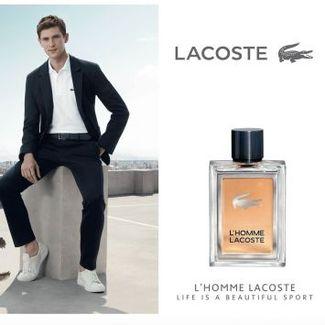 Lacoste L'Homme: nowy zapach dla mężczyzn (i nie tylko)