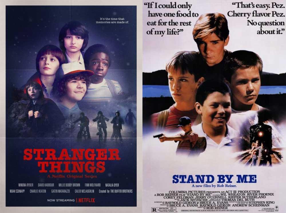 """""""Stranger Things"""" wraca i prezentuje nowe plakaty w stylu lat 80.!"""