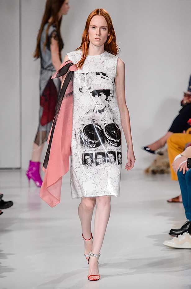 Kult amerykańskiej popkultury w drugiej kolekcji Rafa Simonsa dla Calvin Klein