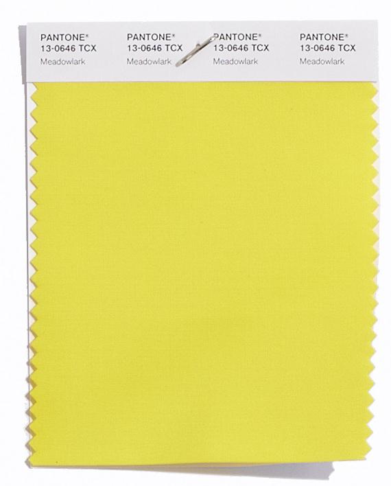 Pantone ogłosił listę 12 najmodniejszych kolorów na przyszłą wiosnę