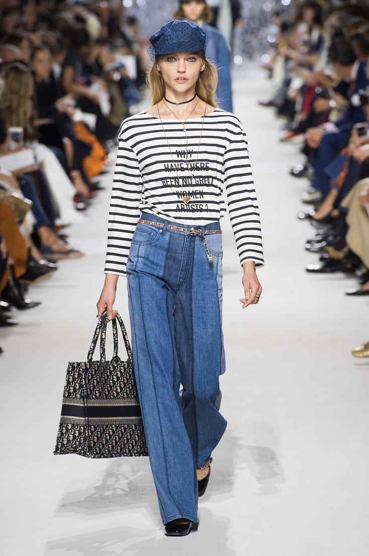 Dior prezentuje nową feministyczną koszulkę. Powtórzy sukces pierwszej?