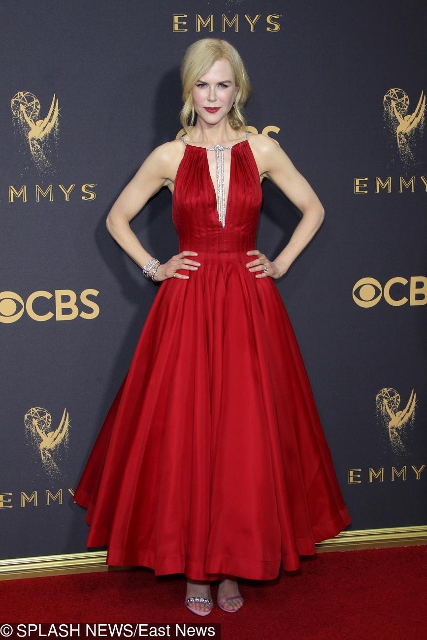 Najlepiej i najgorzej ubrani z rozdania nagród Emmy 2017