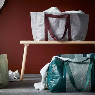 Kultowa torba z IKEI ma nowy design i... kochamy to!