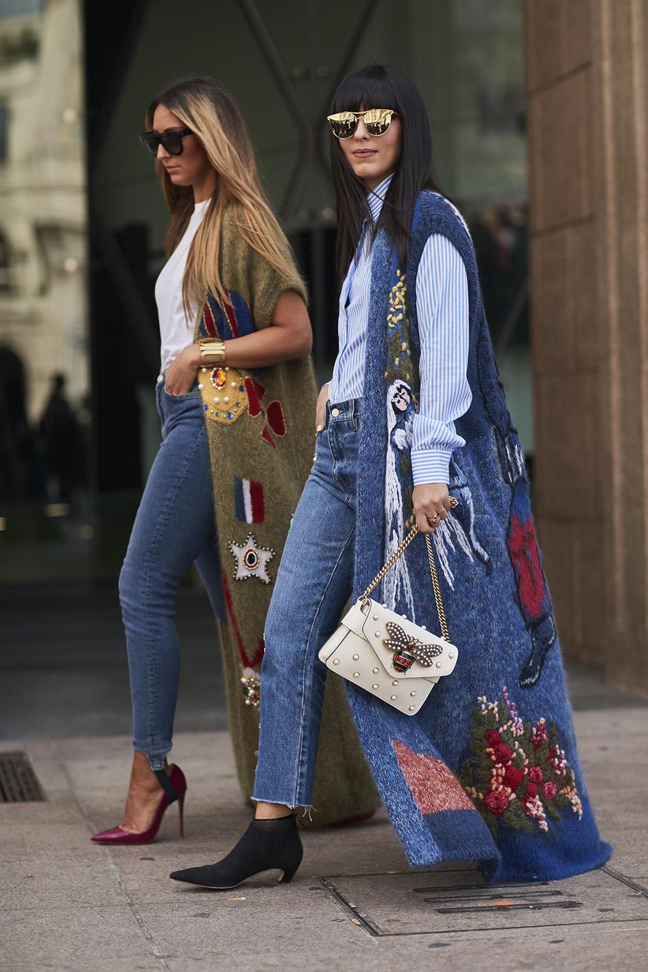 Street Style Tygodnie Mody Wiosna Lato 2018 Fashion Post