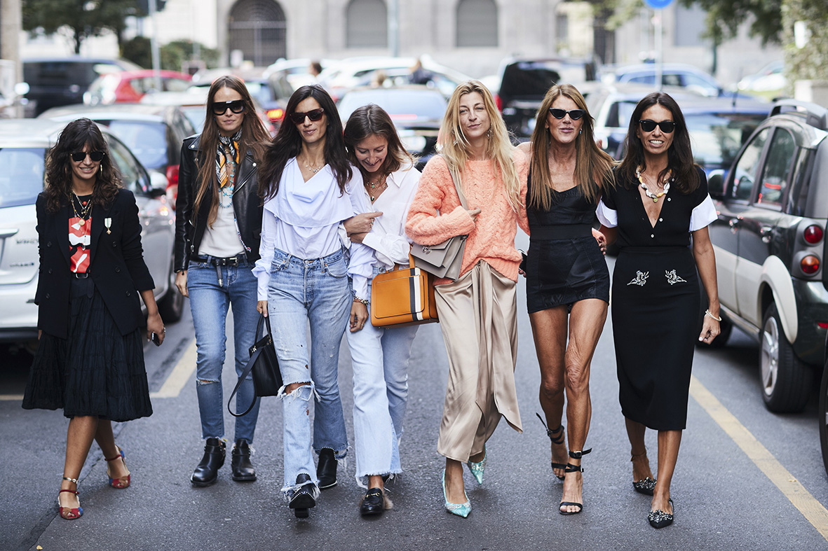 Street Style Paris Fashion Week Wiosna Lato 2016