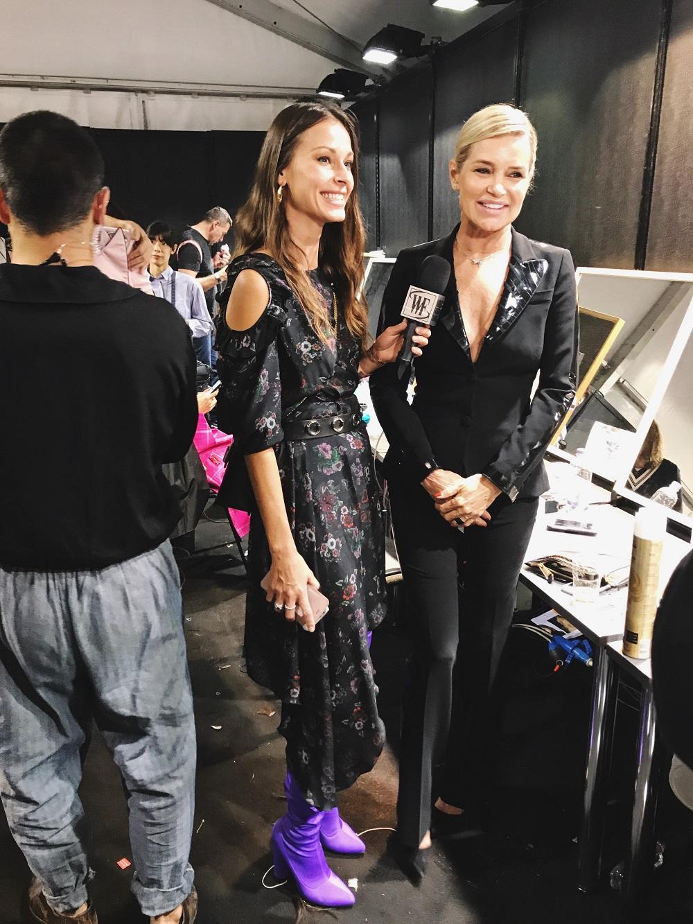 Pokaz Alberty Ferretti, spotkanie z Bellą Hadid i wywiad z Jeremym Scottem: Kasia Borowicz podsumowuje dla nas Milan Fashion Week!