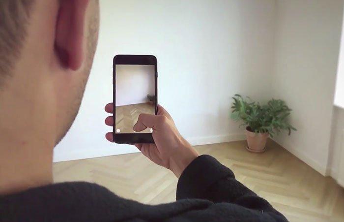 Nowa aplikacja Ikei wirtualnie udekoruje ci mieszkanie