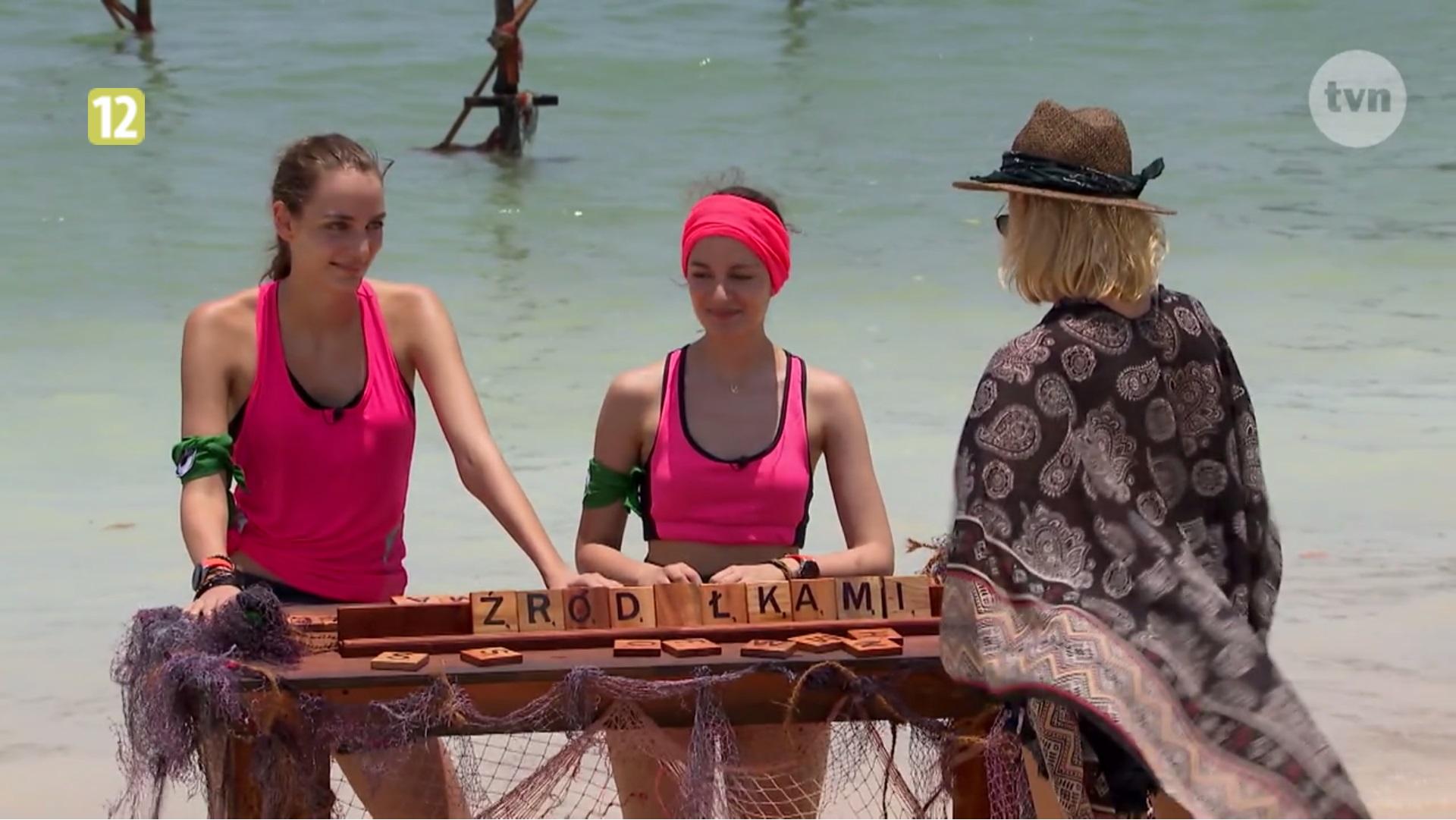 Azja Express 2 odcinek 3: kokosy, Scrabble i ryby