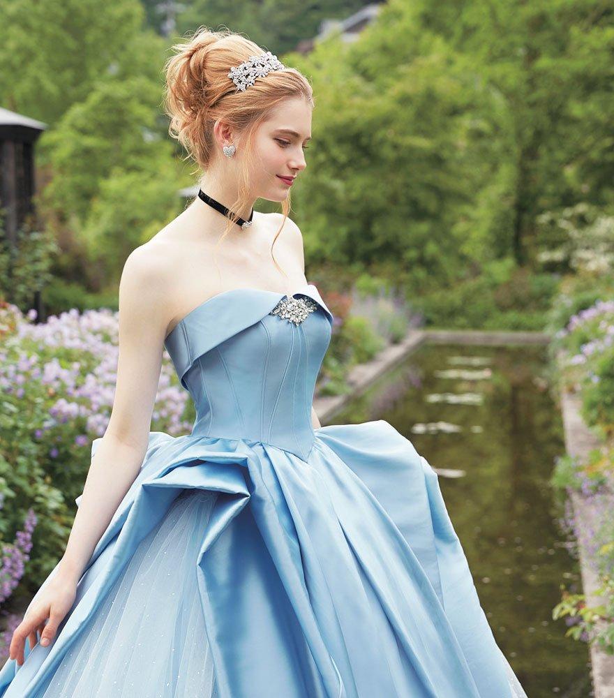 Suknie ślubne z bajek Disney'a. Ślub w nich to (prawdopodobnie) bajka!