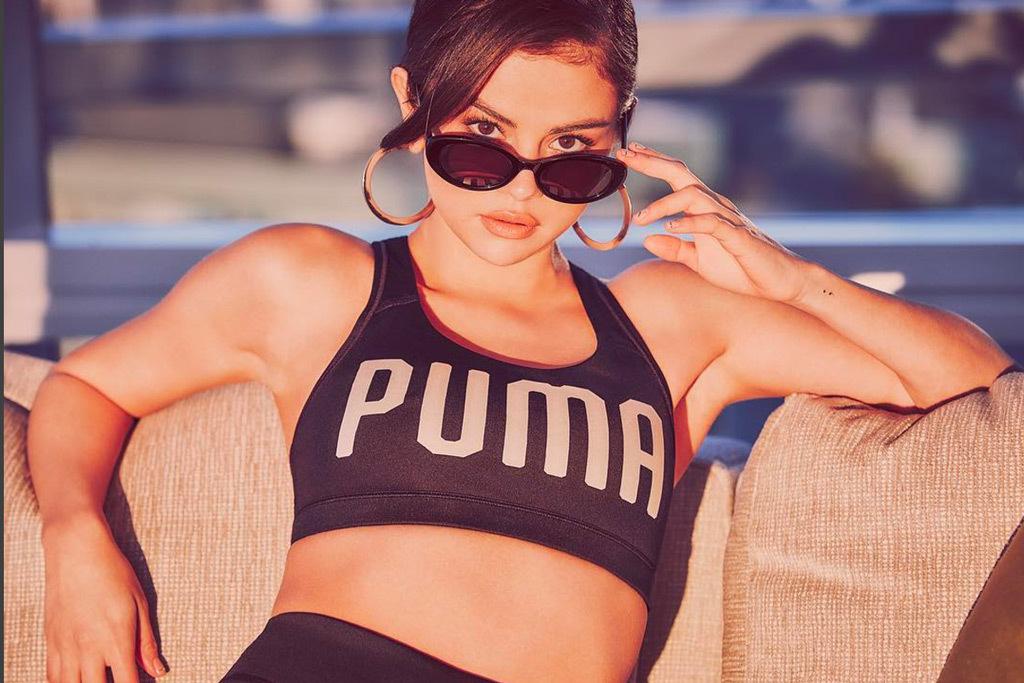 Selena Gomez nową ambasadorką Pumy