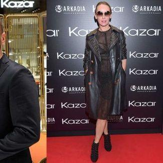 Gwiazdy na premierze nowej kolekcji Kazar