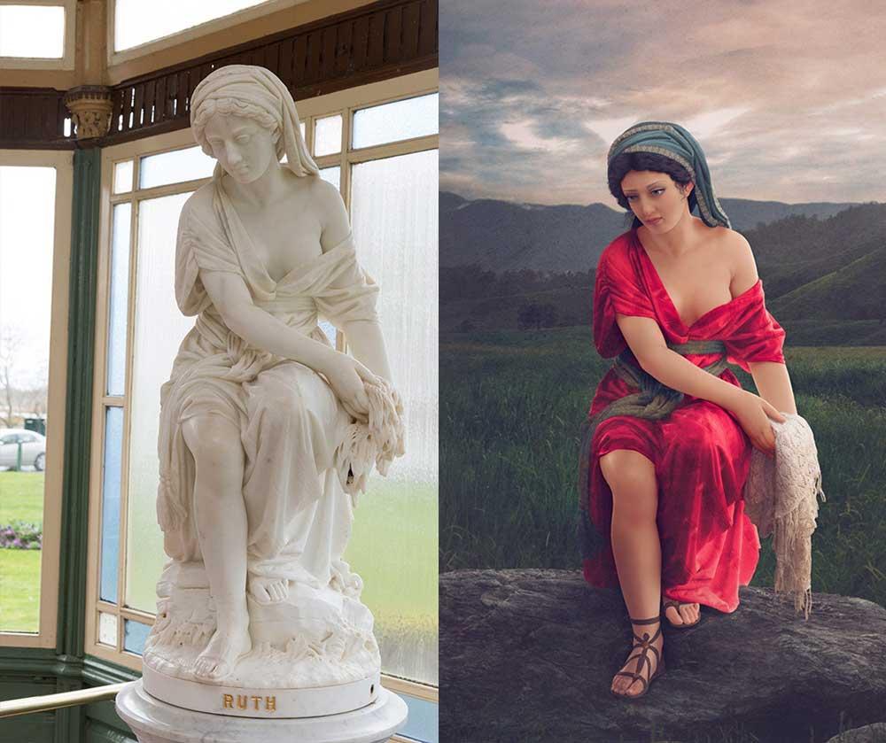 XIX-wieczne pomniki ożyły! Zobaczcie sami