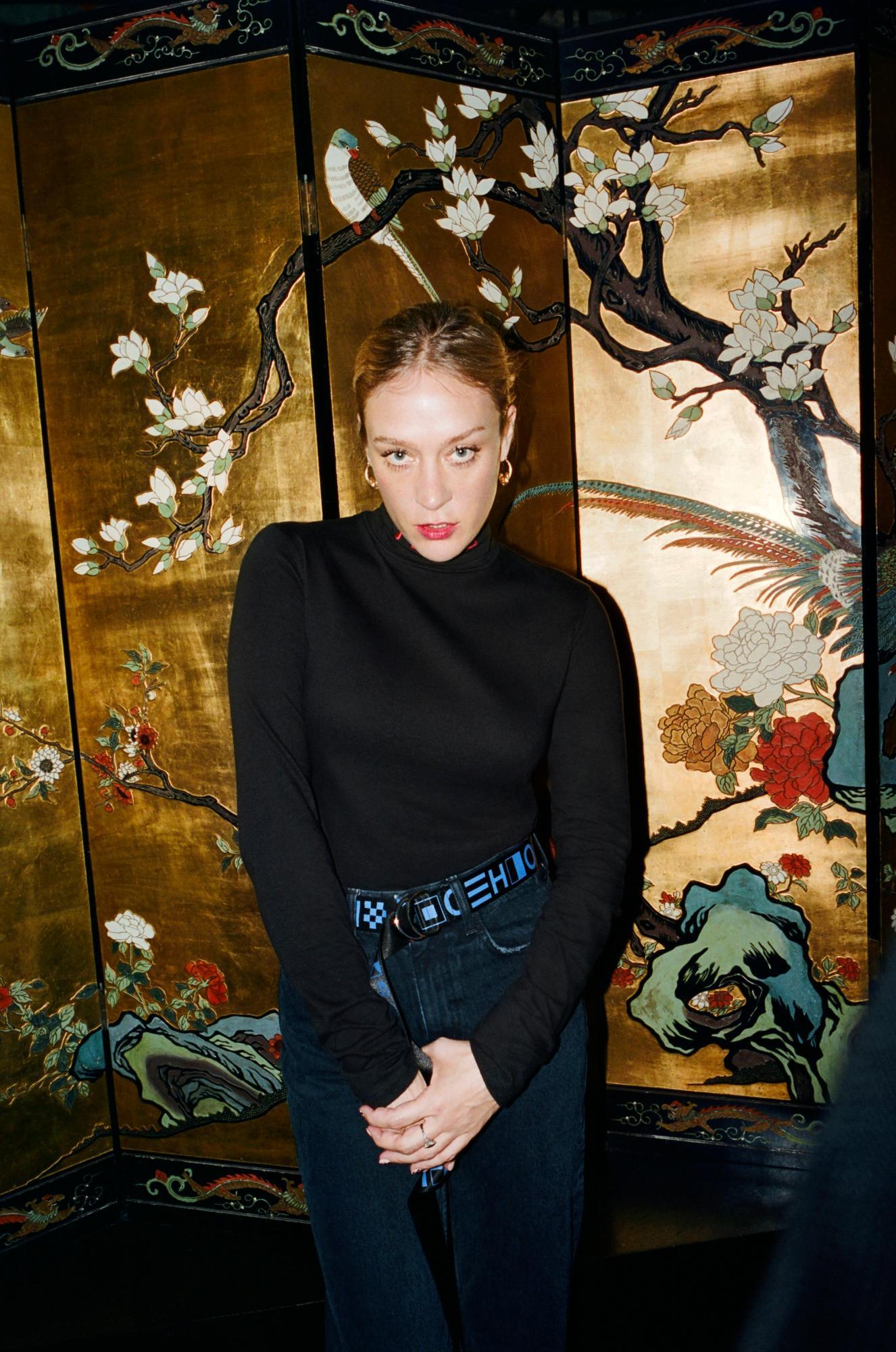 Chloë Sevigny reklamuje tańszą linię Proenza Schouler