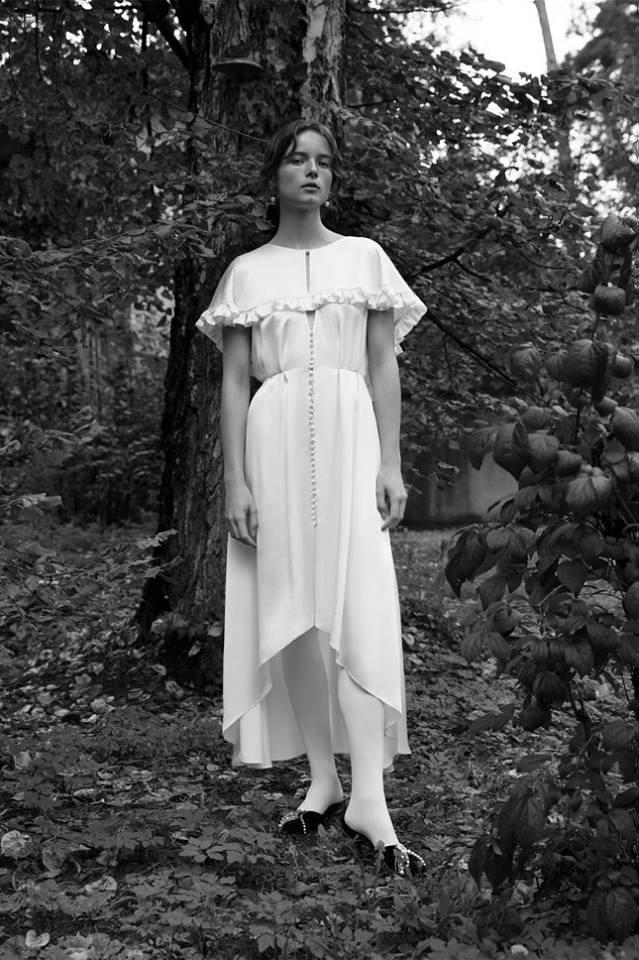 Magda Butrym wiosna-lato 2018: tą kolekcją zachwyciły się w Paryżu wszystkie fashionistki!