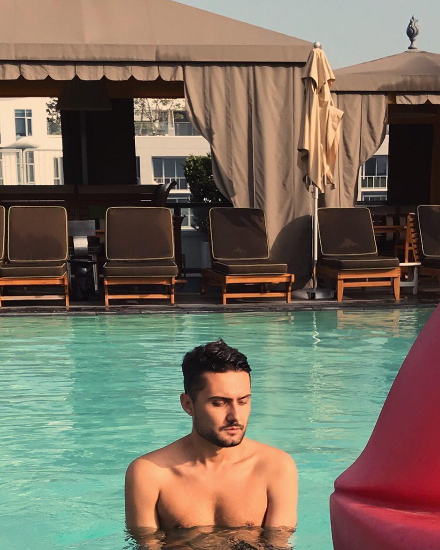 InstaTydzień: Czaykowski na siłowni, Grabari w basenie, a Rusin na Bali