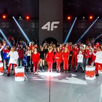 4F prezentuje kolejną odsłonę kolekcji olimpijskiej