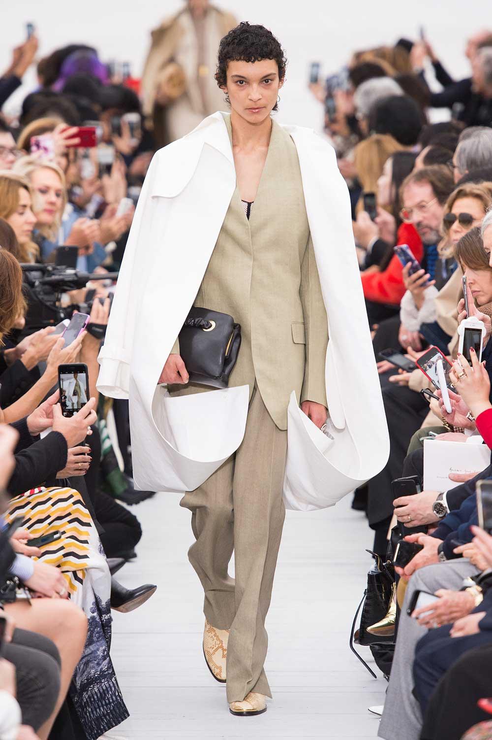 Kiedy moda była radością, czyli pokaz Celine wiosna-lato 2018