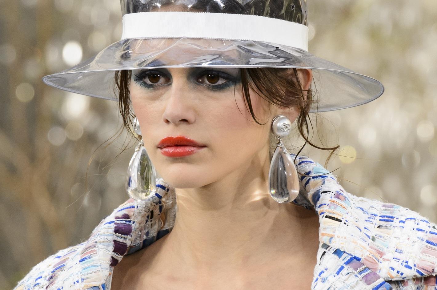 Powrót Do Lat 80 Czyli Makijaż Z Pokazu Chanel Na Wiosnę Lato 2018