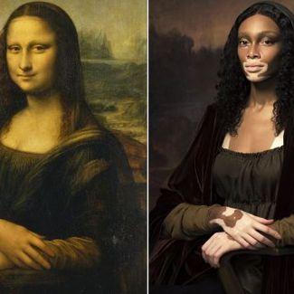 Modelki jako kultowe dzieła sztuki