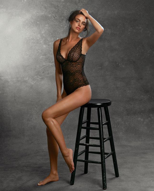 Irina Shayk twarzą Intimissimi Every Wear Book