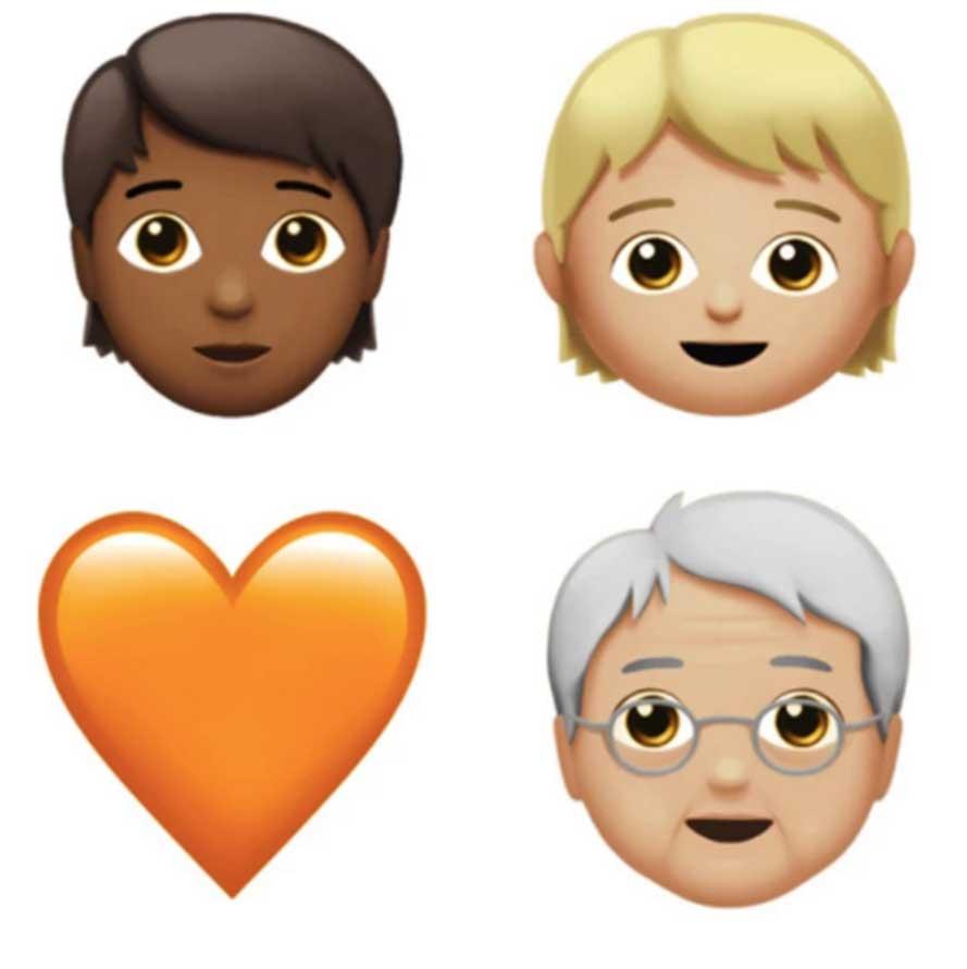 Już są neutralne płciowo emoji!